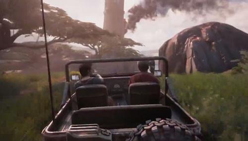 E3《神秘海域4盗贼末路》demo演示